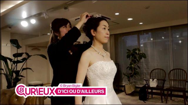 Se marier seule, c'est possible au Japon