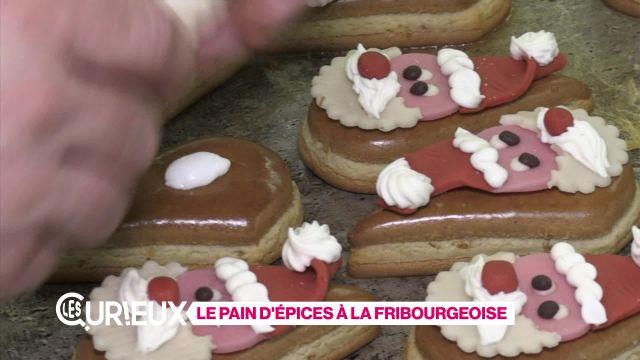 Le biscôme, le pain d'épices à la fribourgeoise