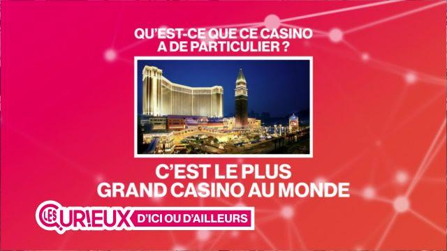 Le plus grand casino au monde est chinois