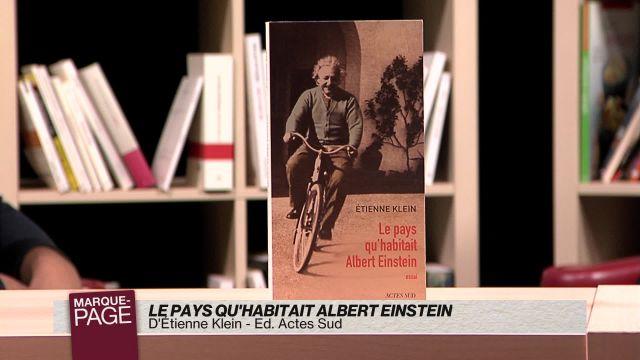 Le pays qu'habitait Albert Einstein