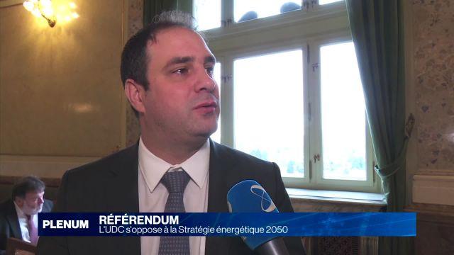 L'UDC attaque la Stratégie énergétique 2050
