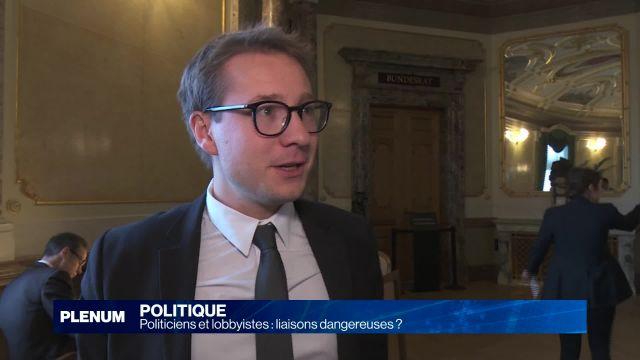 Politiciens et lobbyistes : liaisons dangereuses ?