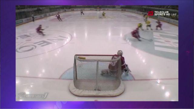 L'actualité du hockey passé à la moulinette.