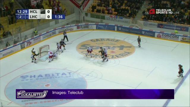 Encore une défaite pour le Lausanne Hockey Club