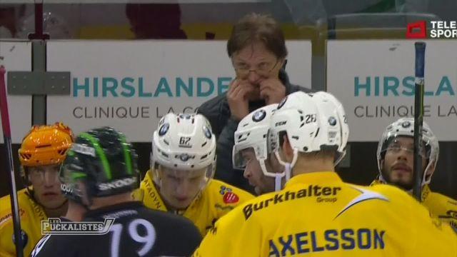 Le coin du coach: Stéphane Rochette dénonce le snus