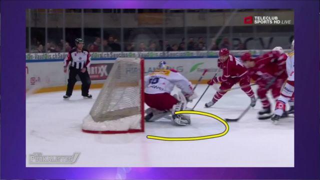 Le Lausanne Hockey Club réalise un joli coup à Zurich