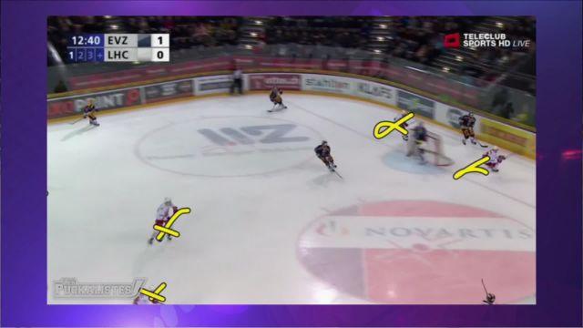 Le Lausanne HC enchaîne 3 défaites consécutives