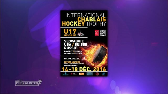 Présentation du tournoi international U17 du Chablais
