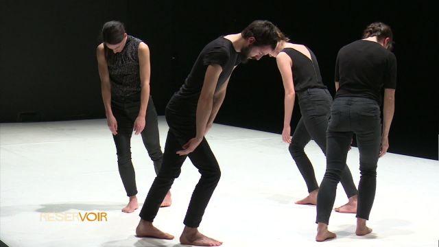 L'art du mouvement par Yasmine Hugonnet