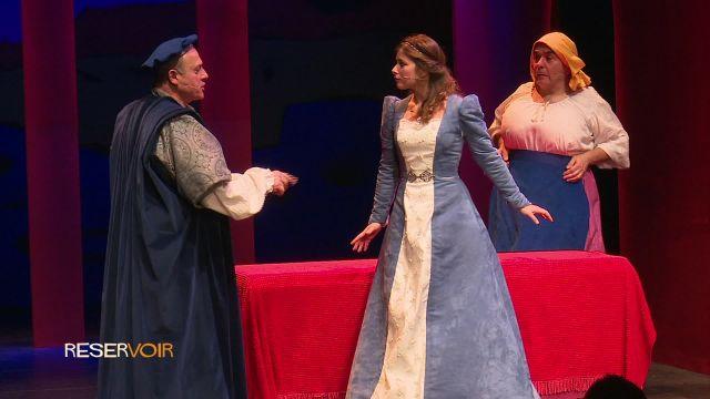 Roméo et Juliette... enfin à peu près à Boulimie !