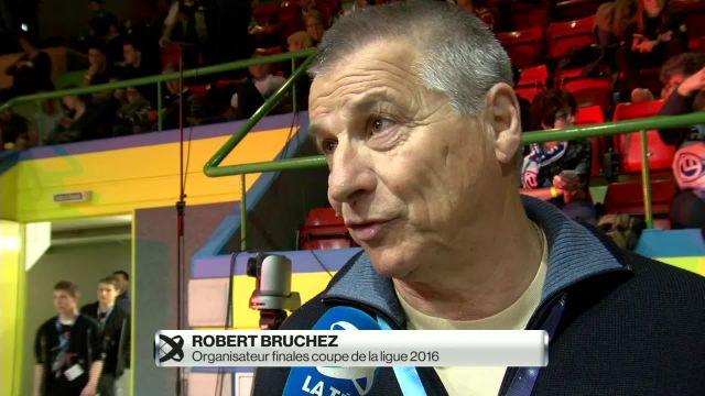 Coupe de la Ligue: Demi-finale Fribourg - Neuchâtel 2-3