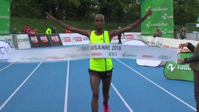 20KM de Lausanne - L'épreuve reine des 20Km