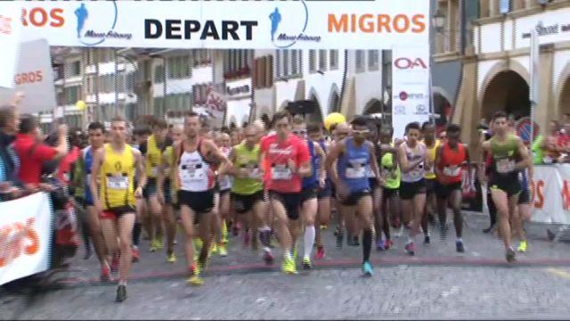 Morat-Fribourg édition 2016- Partie 1