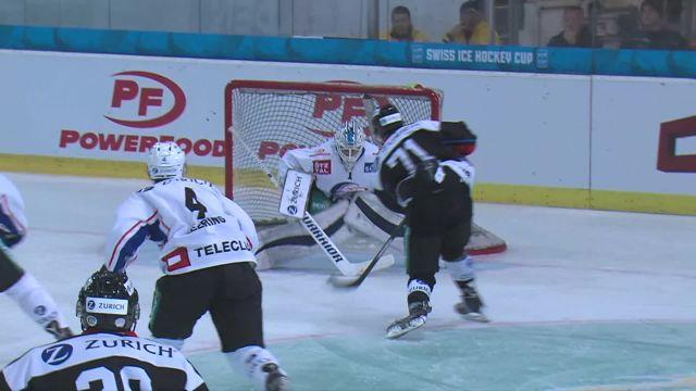 Fribourg-Gottéron - ZSC Lions : Fin du match
