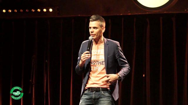 Première finale du Swiss Comedy Talent