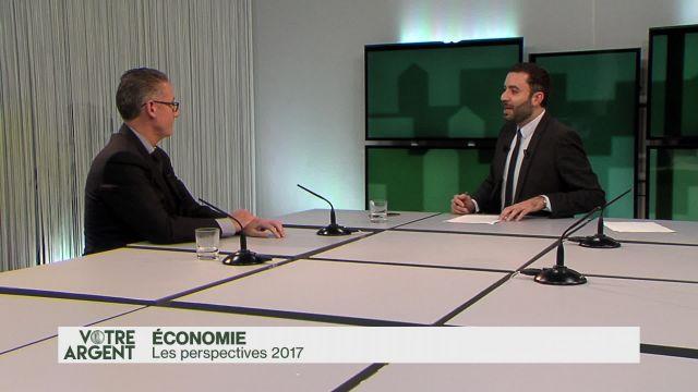 Les perspectives économiques en 2017