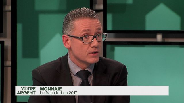 Le franc fort en 2017