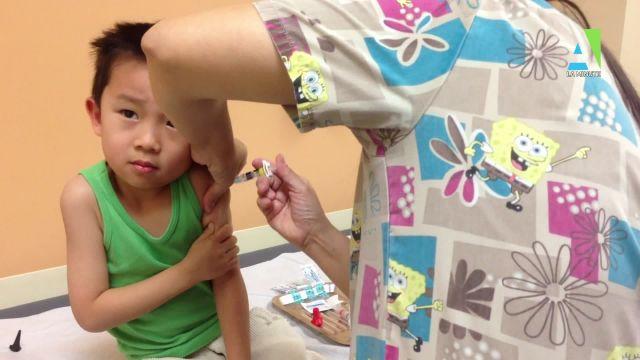 La minute antidote - Rougeole, un vaccin mis à nu