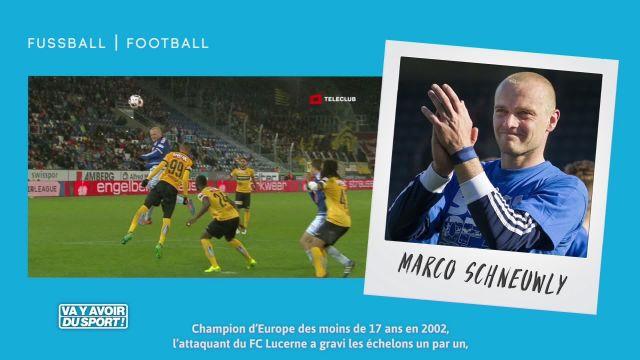 Marco Schneuwly récompensé du Mérite sportif fribourgeois