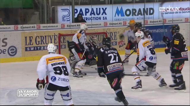 Fribourg-Gottéron s'enfonce encore plus dans la crise