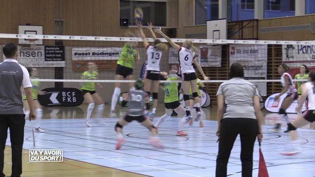 Volleyball : Guin met fin à une série négative