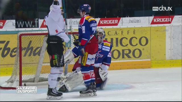Fribourg-Gottéron se refait un moral face à Kloten