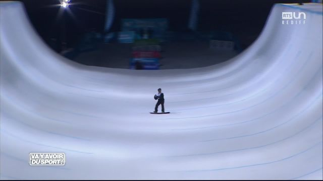 Pat Burgener décroche le bronze aux championnats du monde