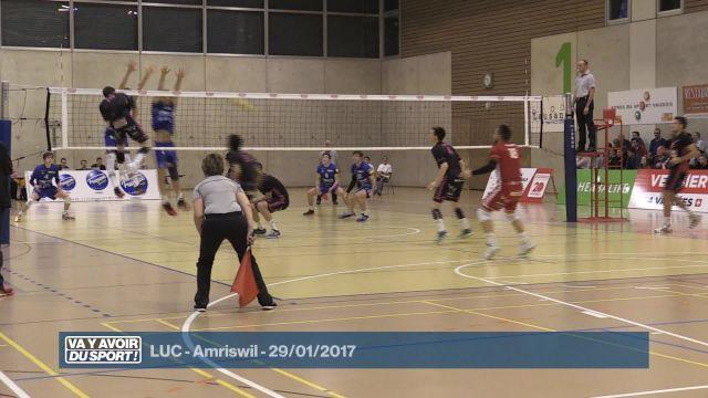 Le LUC en demi-finale du championnat