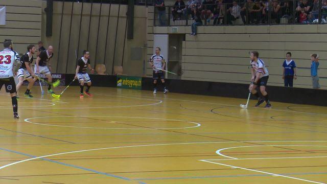 Unihockey Fribourg se rapproche de la LNB