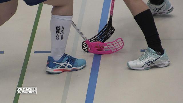 Unihockey: Semsales grille son premier joker en demi-finale