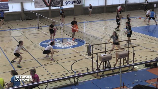 La Welsch Cup ; des bénévoles qui popularisent le badminton