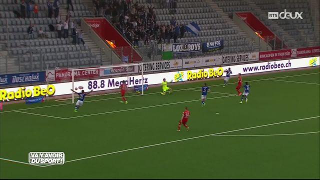Ben Khalifa et Kololli offrent 3 points au Lausanne-Sport