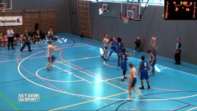 Elfic Fribourg se qualifie pour la finale du championnat