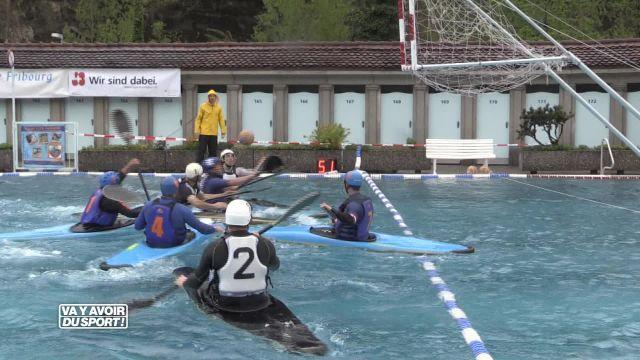 Du kayak-polo d'élite aux bains de la Motta