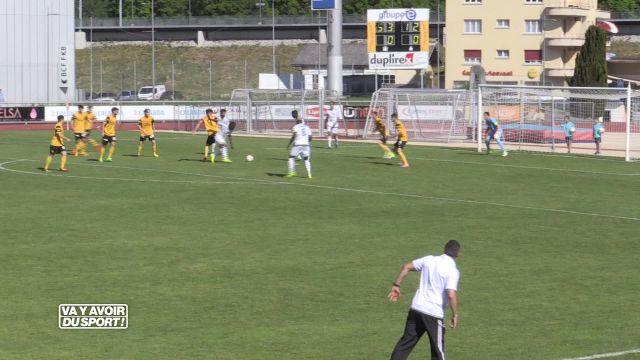 Football : Fribourg gagne une dernière fois pour l'honneur