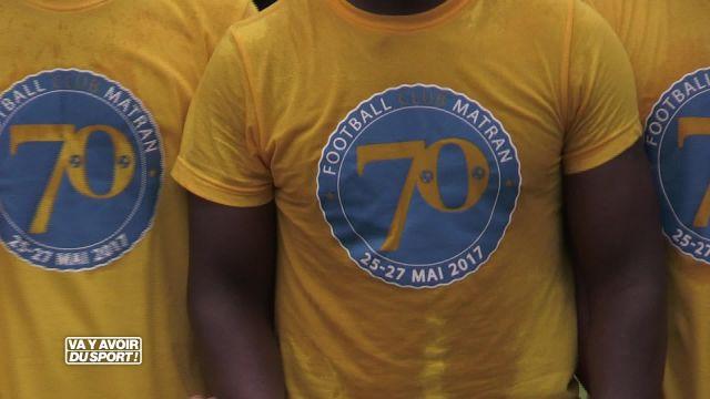 Football : Gottéron invité aux 70 ans du FC Matran