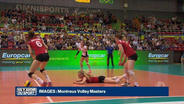 La Suisse quitte le Montreux Volley Masters sans victoire