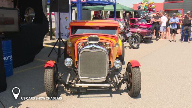 US Cars Show Chablais