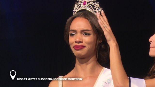 Miss Suisse Francophone a Montreux