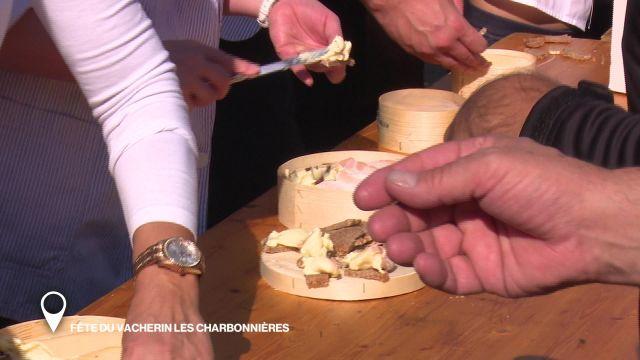 Fête du Vacherin aux Charbonnières