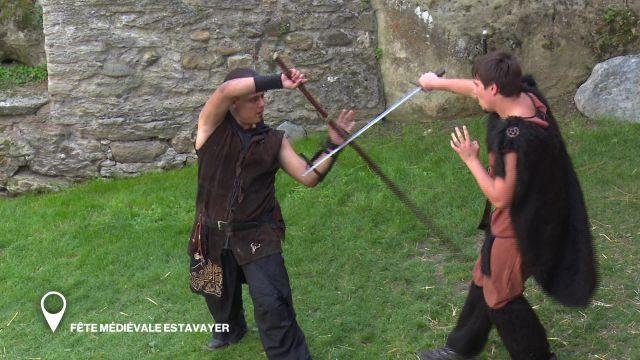 Fête médiévale Estavayer