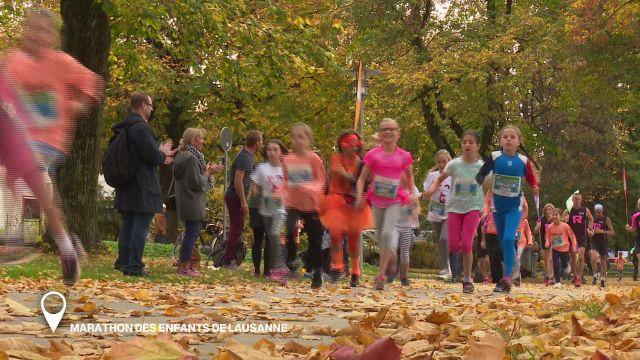 Marathon des enfants de Lausanne