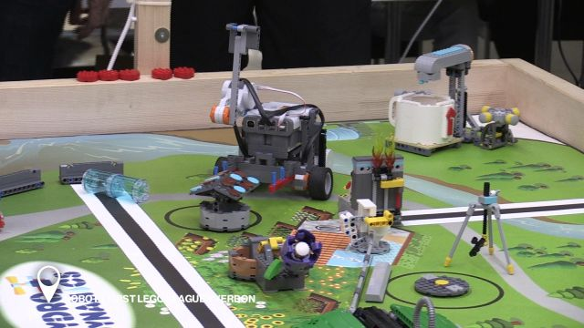 Robots First Lego League Yverdon