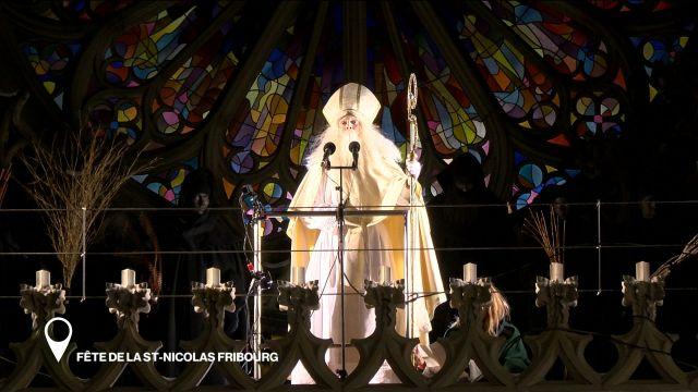Fête de la St-Nicolas Fribourg