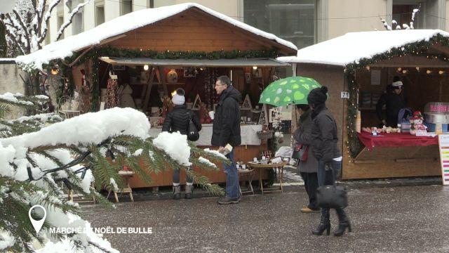 Marché de Noël de Bulle