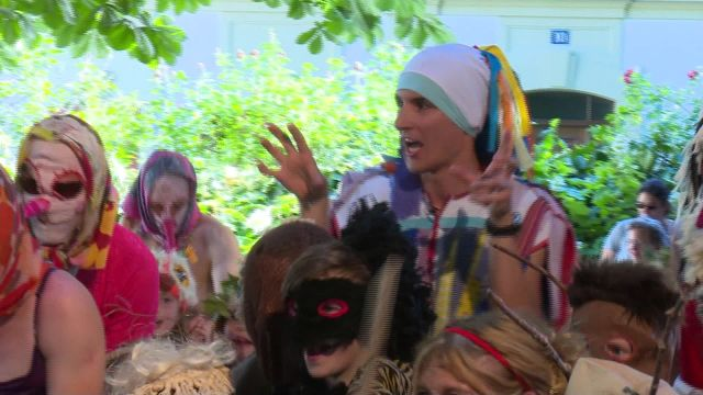 On a testé la danse des sauvages au Festival de la Cité