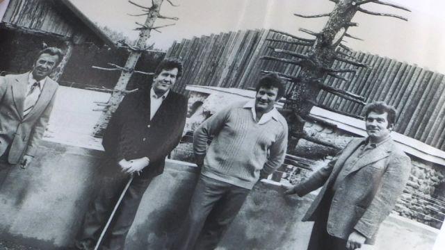 Le directeur du zoo de Servion ouvre l'album aux souvenirs