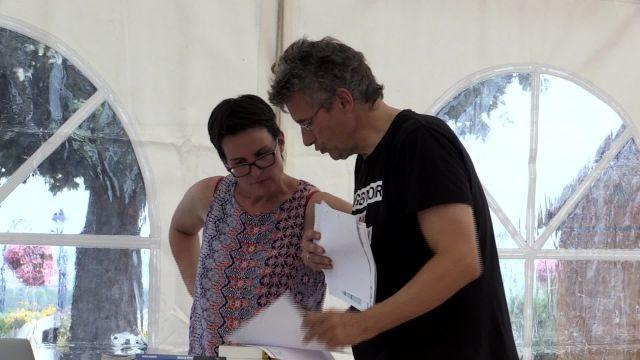 Une heure avec Josée Cattin au Livre sur les quais