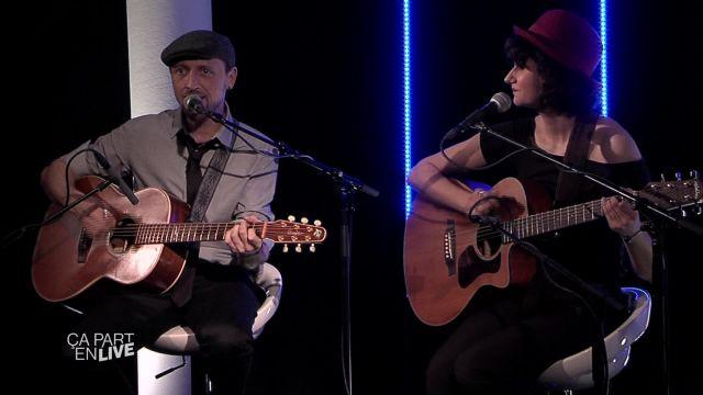 Bonnie & Cloud partent en live !