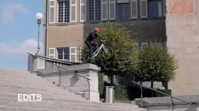 BIKE IN TOWN